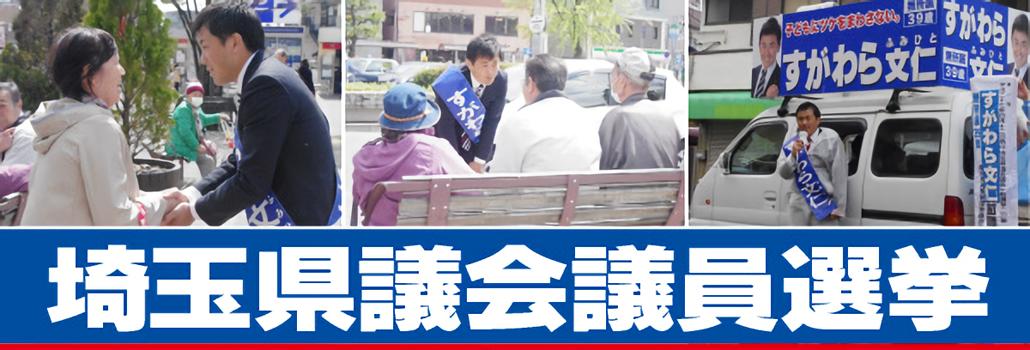 2015 埼玉県議会議員選挙・ダイジェスト